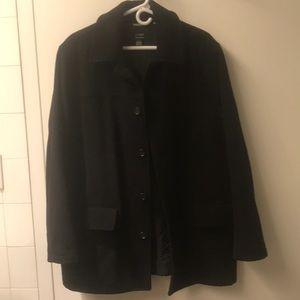 Jcrew wool jacket
